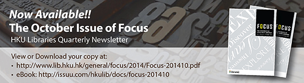 The October issue of FOCUS