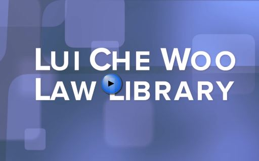 Law library video tour